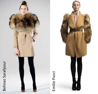 Пальто зима 2010-2011