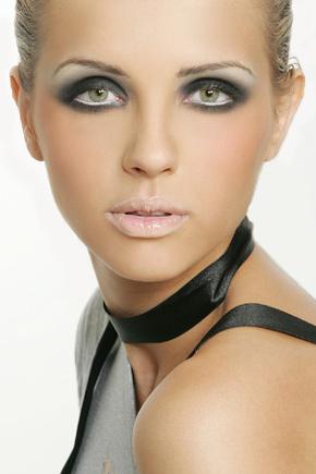Новогодний макияж 2011