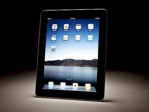 Планшетный компьютер iPad