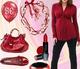 Мода для беременных весна 2012