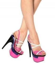 Модная обувь лето 2012 от Версаче